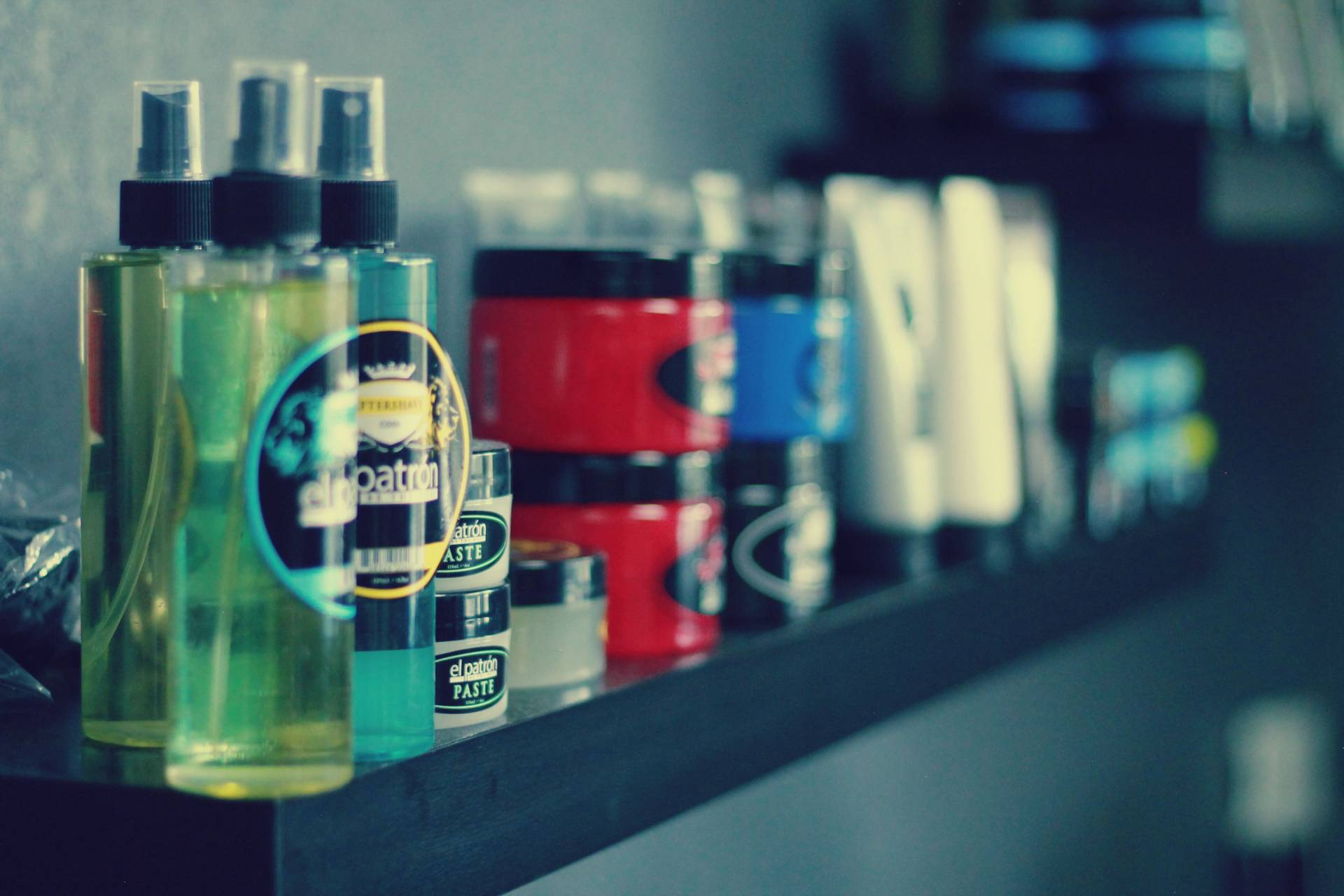Casablanca Barbershop Products